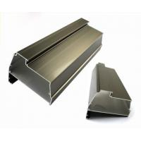 Customized Aluminium Door Profiles T3 - T8 For Windows Accessories / Boat Accessories Manufactures