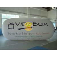 Quality Waterproof Huge Printed Helium Balloons with Two Sides Digital Printing for Advertising for sale
