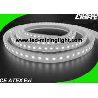 Waterproof SMD 5050 LED Flexible Strip Lights 5m Led Tape Light  For Underground Mining Tunnelling Manufactures