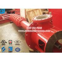 2 Stage Vertical Turbine Fire Pump / Diesel Fire Fighting Water Pump High Speed Manufactures