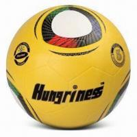 China World Cup Soccer Ball, Made of Rubber, Customized Logos are Accepted, Available in Size of 5 on sale