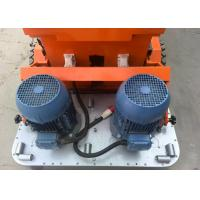 380V - 440V Terrazzo Floor Grinder Drive on Powerful Multifunctional Chassis Manufactures