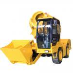 Concrete Pump With Mixer FM2.5 Mini Truck Concrete Mixer Cement Concrete Mixer Machine Manufactures