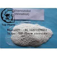 99% purity oral steroid powder Stanozolol/winstrol CAS 10148-03-8 for building body Manufactures