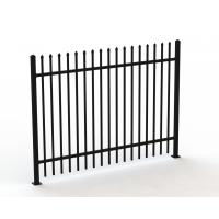 Steel Picket Fencing China Supplier