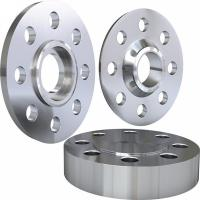 3003 3004 3102 Aluminum Alloy Sheet Metal Flange , Threaded Blind Flange Manufactures