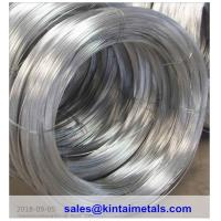 2.5mm hot dipped galvanised wire for chain link fencing weaving Manufactures