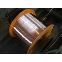 0.35*0.35mm square copper clad steel wire Manufactures