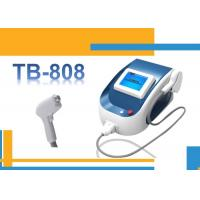 China Diode laser Permenent Hair Removal 808nm Diode Laser Depilazer Equipment 1800W on sale