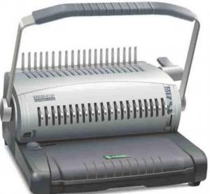 Buy cheap Plastic Comb Binding Machine from wholesalers