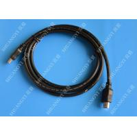 HDMI To HDMI High Speed HDMI Cable , Coaxial Customized 3D HDMI Cable Manufactures