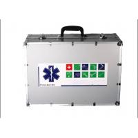 Trauma Aluminum medical adventure first aid kits for long distance remotion Manufactures