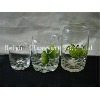 different shape base mini wine glass shot glass Manufactures