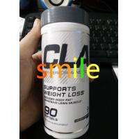 China Cla Supports 90 Natural Weight Loss Pills With Conjugated Linoleic Acid / Fat Loss Capsules on sale
