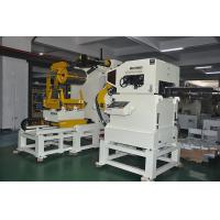 China Automatic NC Feeder Equipment , Metal Sheet Straightening Machine Ss Wafer Processing on sale