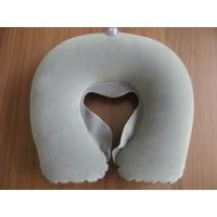 Inflatable U-shape neck pillow for travel Manufactures
