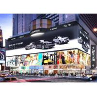 China 5000 Nits P6 Outdoor Led Display Screen SMD2727 For Road Side / Park Advertising on sale