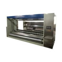 Nonwoven Automatic Slitting And Rewinding Machine 3.5 Meters With Circular Knife Cutting Manufactures