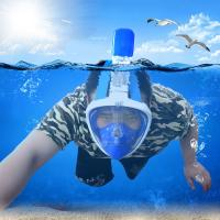 full snorkel mask full face snorkel mask snorkel mask easy breath snorkel mask with gopro Manufactures