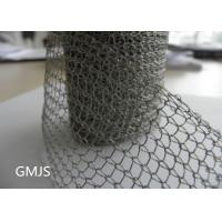 Irregular Hole Shape Wire Mesh Filter Screen Stainless Steel For Gas / Liquid Manufactures