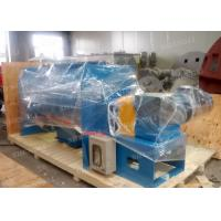 Plough Type Powder Ploughshear Mixer For Cement Plants / Fly Ash Plant