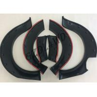 Durable Wheel Arch Flares With Logo Printed , Abs Navara Np300 Fender Flares Manufactures