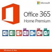 5 devices / 1 year Microsoft Office 365 Home Premium Available  In An Annual Manufactures