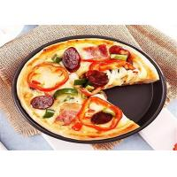 Quality Commercial Aluminium Cake Mould / Bakery Trays Pizza Baking Pan14 Inch Pizza for sale