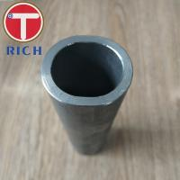 Cold Drawn Seamless Carbon Steel Tubes Round Shape Tube Machining For Automotive Manufactures