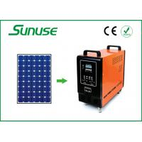 Energy Saving 200 WATT Complete Home Solar Power Systems For TV / Computer Manufactures