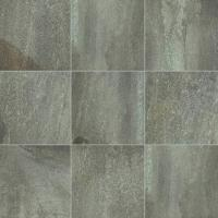 China Marble Modern Grey Porcelain Kitchen Floor Tiles 300x300 Mm 10mm Thickness on sale