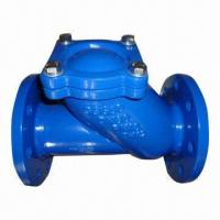 Ball Check Valve with Ductile Iron Body, NBR or EPDM Sphere Manufactures