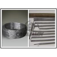 Quality 0Cr23Al5 Wire High Temperature FeCrAl Alloy For Electric Heating Element for sale