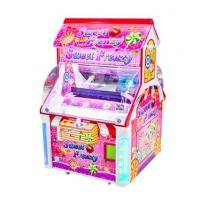 Sweet Frenzy High quality children 2 player candy machine vending sugar gift game machine Manufactures