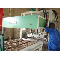 Automatic Reciprocating Waste Paper Egg Carton Making Machine for Electronic Package Production Line Manufactures