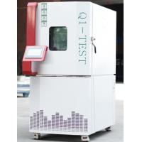 Programmable Temperature Humidity Test Chamber / Alternative Test Machine By Forced Air Cooling Rate 5℃ / Min Manufactures