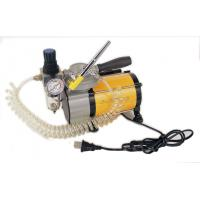 1/8HP ( 95w )  Mini air compressor art painting tools 1600 / 1350rpm high speed Manufactures