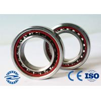 High Accuracy Single Row Angular Contact Bearing 7218 BECBJ  ISO 9001 Approved Manufactures