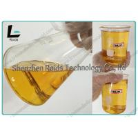 Yellow Liquid Finished Trenbolone Acetate 100mg Muscle Bulking Trenabolic 100 Manufactures