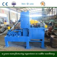 800Mm - 1200Mm Tire Cutting Machine Tire Strip Cutter With High Capacity Manufactures