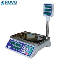 Buy cheap Eco Friendly Commercial Digital Weighing Scale 110/220 Power Switch Inside from wholesalers
