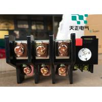 JR36 Overload Thermal Relay Overload Protection For Elevator Fittings / Electric Motors Manufactures