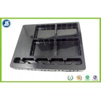0.65mm Black PP Plastic Blister Packaging Recycle For Electronic Manufactures