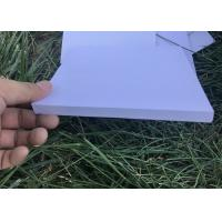 0.35g / Cm3 Density Non Toxic Foam Sheet For Advertisment Exhibitions Manufactures