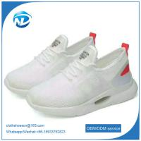 Lace-up Mesh Shoes For Girls EVA Outsole Sports Shoes For Famale Manufactures