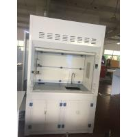 Laboratory Furniture Safe Ductless Fume Hood Exhuasted System CE / ISO Manufactures
