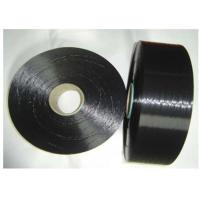China Black Color Polyester Partially Oriented Yarn 150D/48F Ring Spun High Stretch wholesale