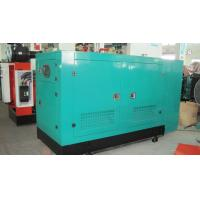 24 KW Natural Gas Electric Generator Soundproof Type 4 Cylinders Manufactures