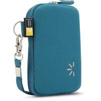 China Blue Neoprene Point and Shoot Camera Case , Waterproof and Zippered on sale