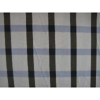 Yarn Dyed Check Polyester Lining Fabric Manufactures